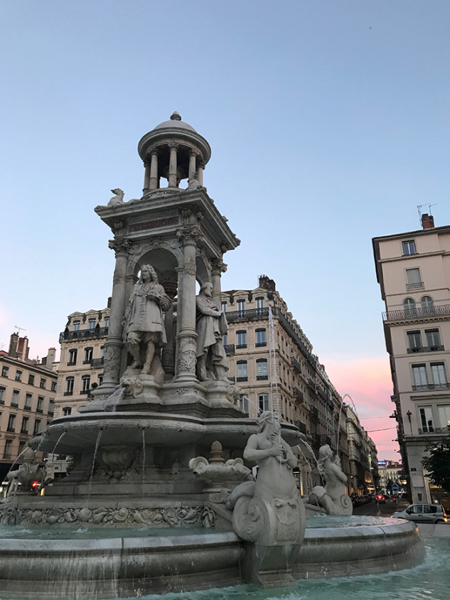 Place de Jacobins lyon