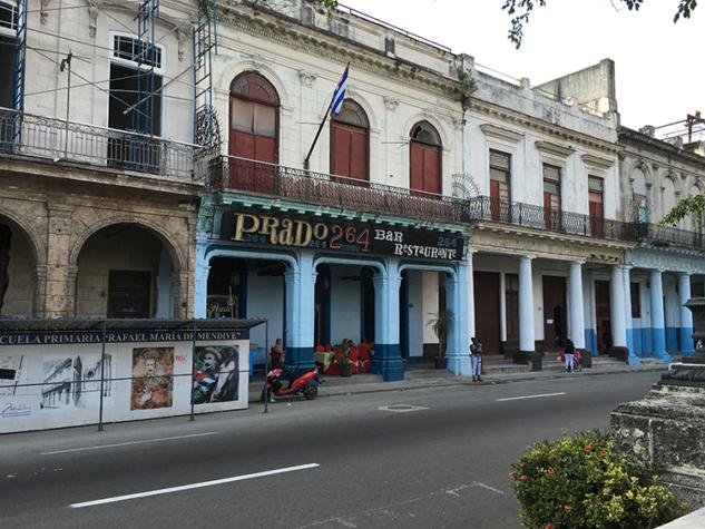 Prado Caddesi