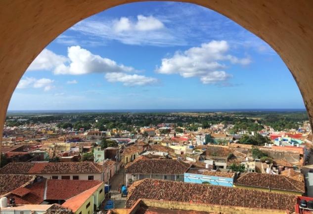 Orada Bir Ada Var Uzakta: Küba Vol.2 Las Terazzas, Guama, Trinidad