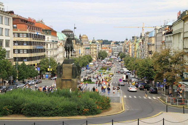 Vaclavske Meydanı