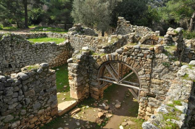 Olympos Antik Kent