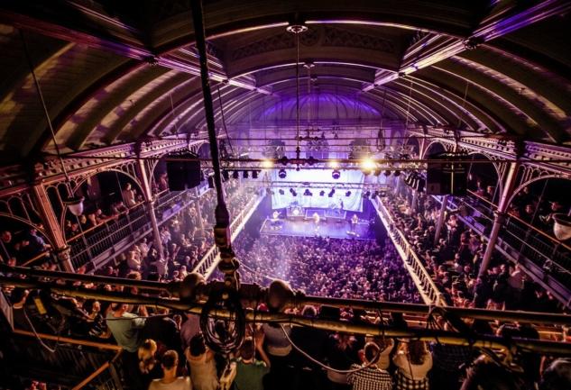Müziğin Peşinden: Avrupa'nın En İyi 5 Konser Salonu