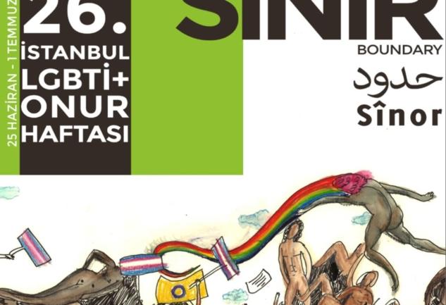 Sınır: 26. İstanbul LGBTİ+ Onur Haftası Programı