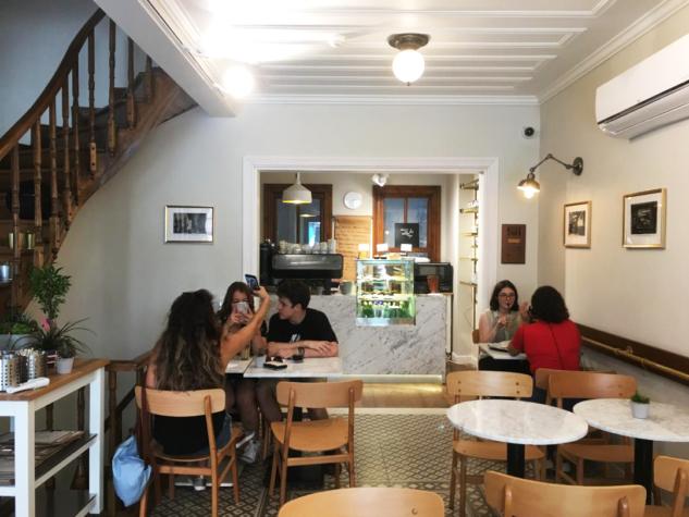 Kadıköy'ün Kahve Barı Artık Yeni Yerinde: Rafine Espresso Bar