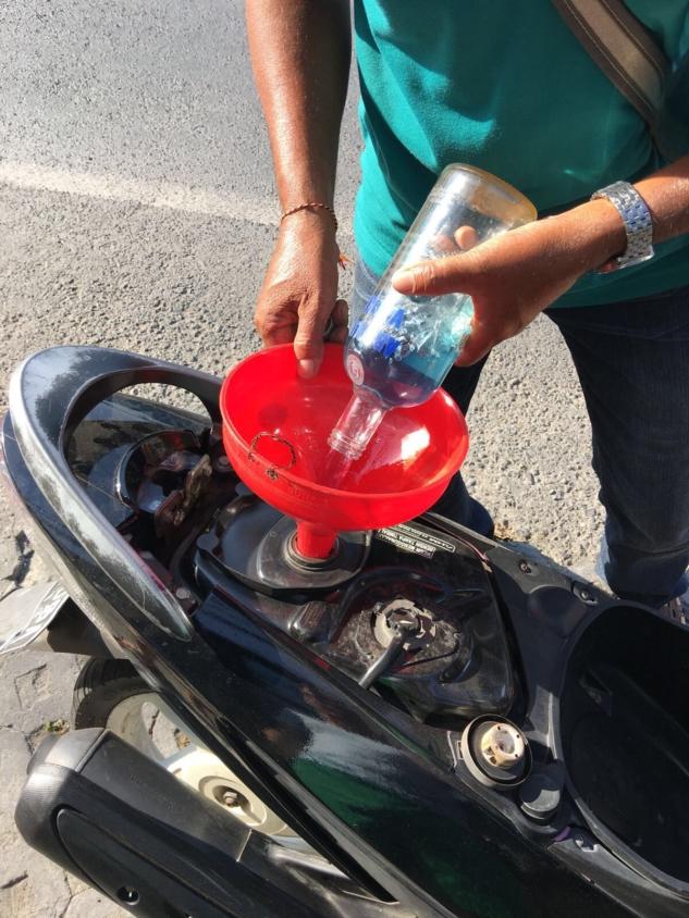 Bali motor kiralama