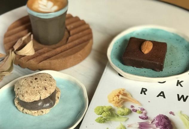 İstanbul'da Sağlığın Peşinden Giden Cafeler