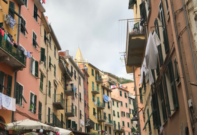 İtalyan Filmi Tadında: Cinque Terre ve Portofino Gezisi
