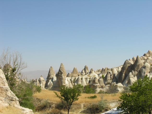 Parc national de Gˆreme et sites rupestres de Cappadoce (Turquie)