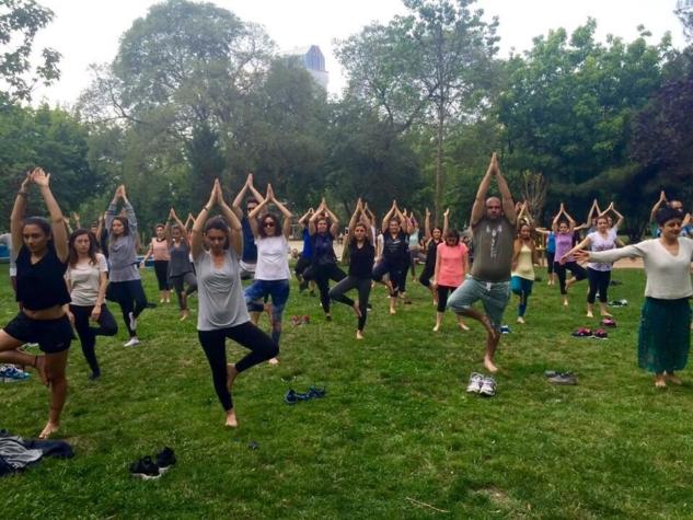 yoga – parklar