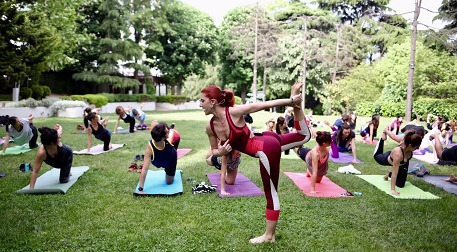 yoga – swissotel