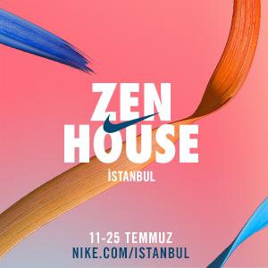 Nike ile Eşsiz Bir Farkındalık Deneyimi: Zen House