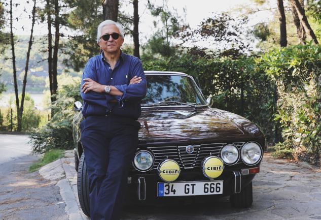 Alfa Romeo Hikayeleri: Ahmet Öngün ve 1974 Model 2000 GTV