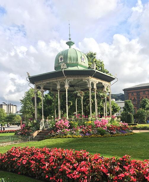 Bergen'de Parklar 1