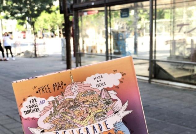 Vizesizse Gelirim: Belgrad Gezi Notları