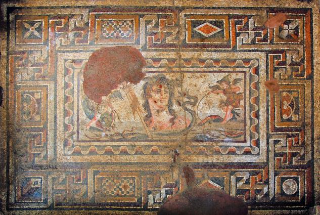 antik kentler – anavarza