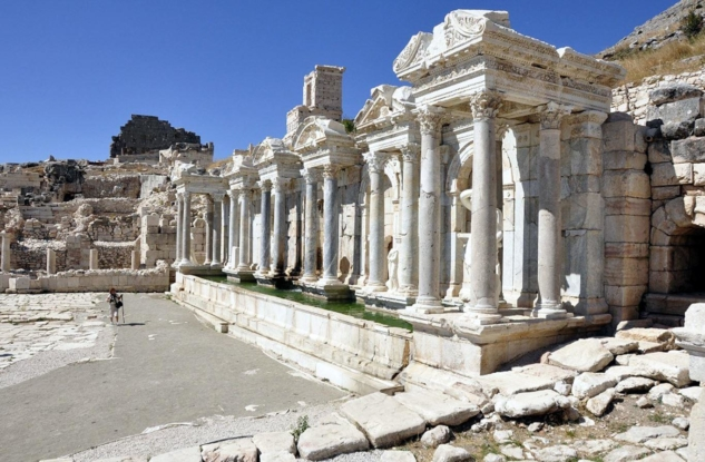 antik kentler – sagalassos