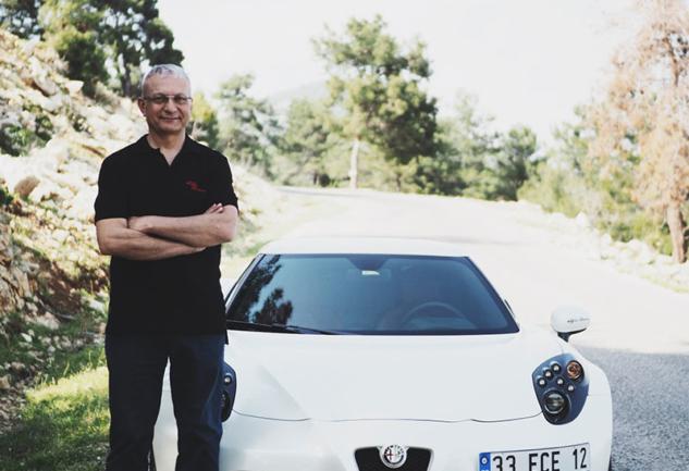 Alfa Romeo Hikayeleri: Mehmet Kepekçi ve 4C