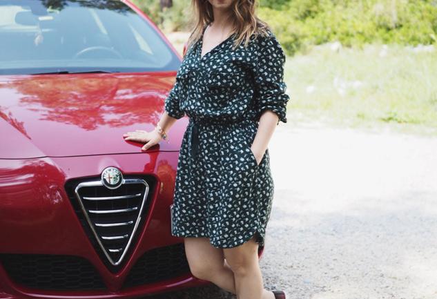 Alfa Romeo Hikayeleri: Mehtap Yılmaz ve Giulietta
