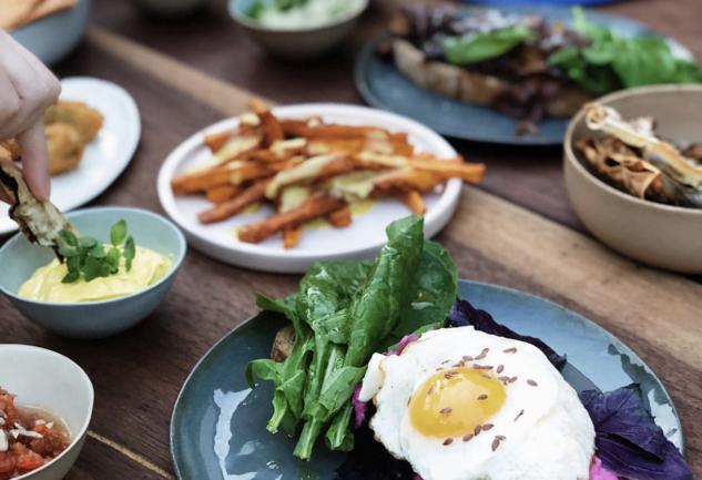 Hacımemiş ve Alaçatı: En İyi Kahvaltı Mekanları
