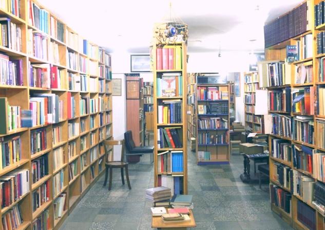 Simurg Kitabevi & Sahaf | Fotoğraf: facebook.com/simurg.kitabevi