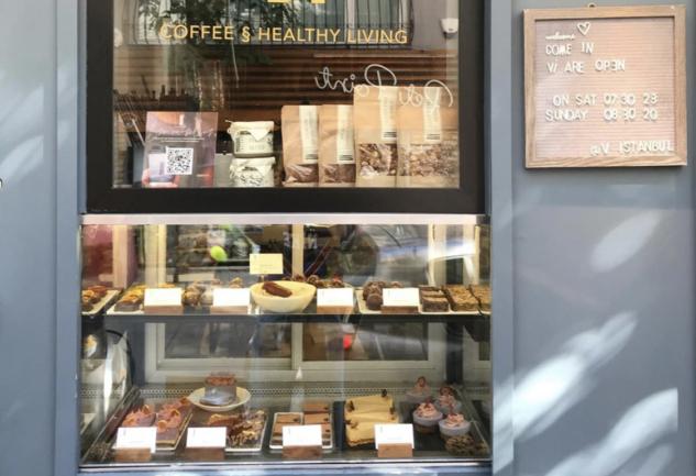 Nişantaşı Cafeleri ve Kahve Mekanları: Biraz Mola!