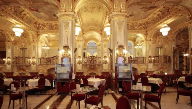 Budapeşte New York Cafe