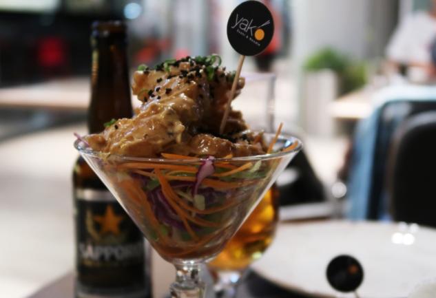 Yak'o Sushi & Noodle: Uzakdoğu Lezzetleri Maslak'ta!