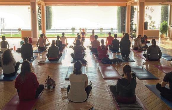 İstanbul'daki Sonbahar Yoga Kamp ve Etkinlikleri [2018]
