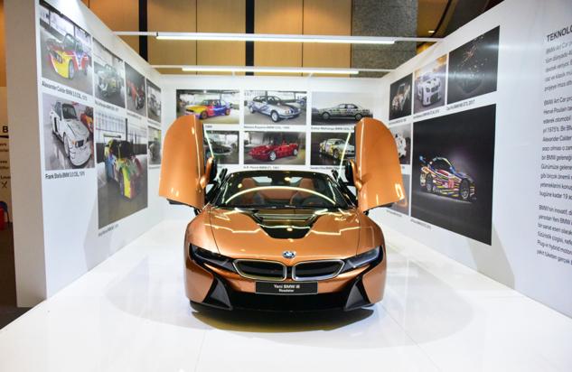Yeni BMW i8 Roadster (2)