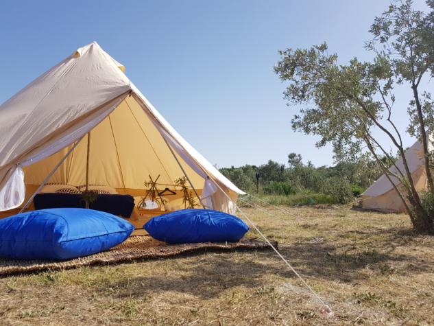 Glamping - Mona Camp | Fotoğraf: monacamp.com