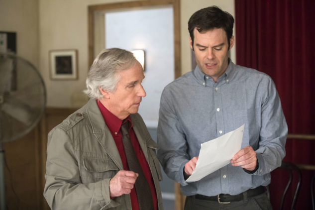 BarryHenry Winkler, Bill Hader.photo: John P. Johnson/HBO