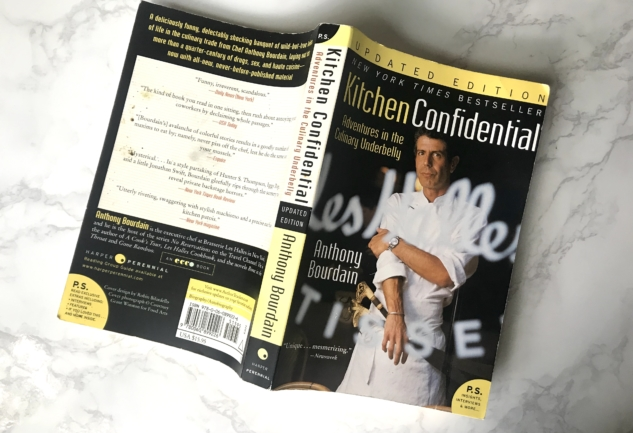 Ünlü Şeflerin Kitapları: Mutfak Sırlarının Peşinde