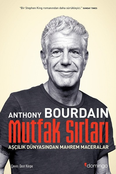 Kitchen Confidential, Anthony Bourdain