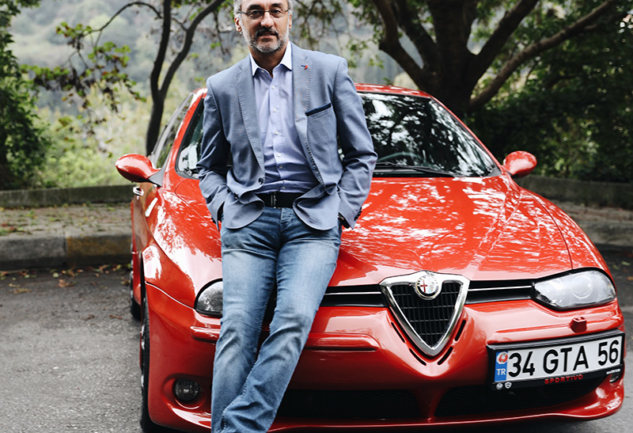 Alfa Romeo Hikayeleri: Murat Çimen ve 2003 model 156 GTA Selespeed