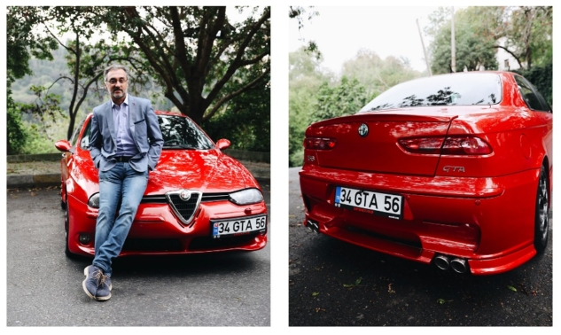Alfa Romeo – Murat Çimen