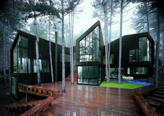 The World's Most Extraordinary Homes – Forest – thesibarist.com