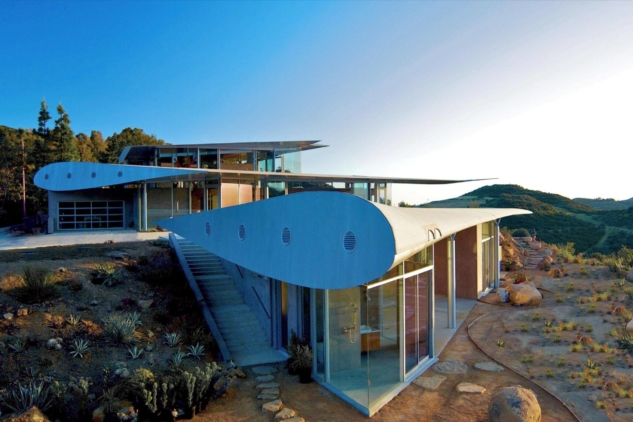 The World's Most Extraordinary Homes – Mountain – homesandproperty.co.uk