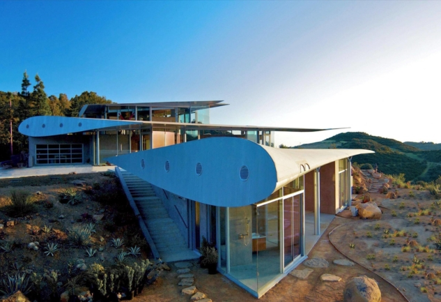 Mimari Aşıklarına: The World's Most Extraordinary Homes