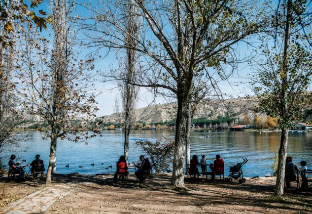 Ankara'nın Cennetleri: Eymir ve Mogan Gölü