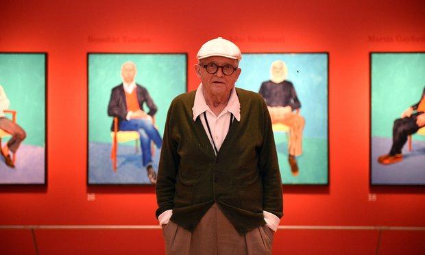 David Hockney: Sanat Dünyasının Yeni Rekortmeni