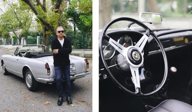 Alfa Romeo Hikayeleri Leon Kalma ve 1964 Model 2600 Spider 1