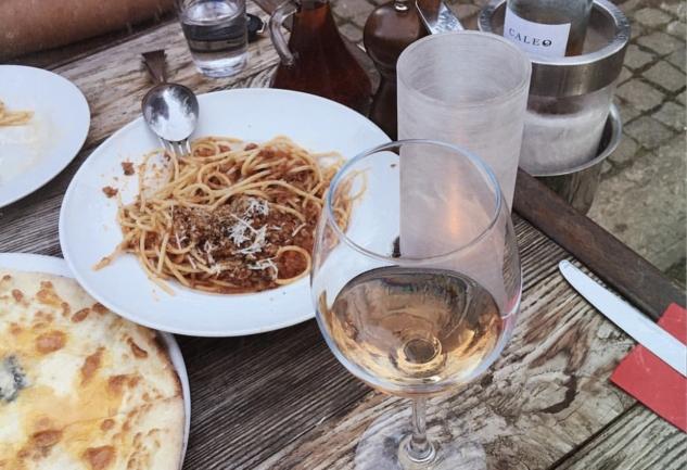 İstanbul'da Kaçamak: Brio Italian Restaurant