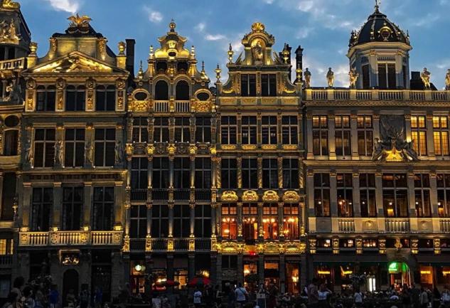Alternatif Yılbaşı Önerileri: Masal Şehir Brüksel