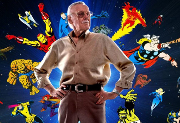 Stan Lee: Süperkahramanlar Yaratan Kahraman
