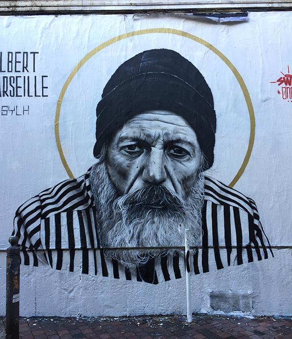 Street Art Cours Julien 1