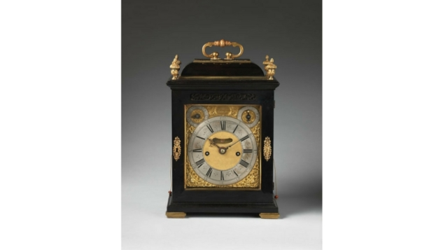 saatler – thomas tompion clock – monyinc.com