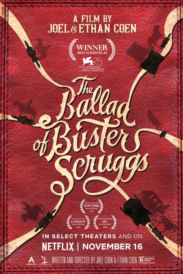 the ballad of buster scruggs – netflix
