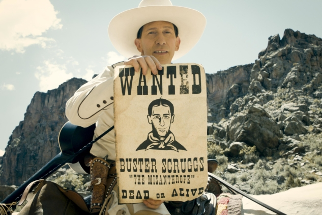 the ballad of buster scruggs – tim blake nelson