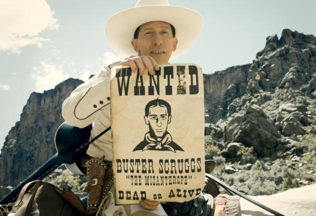 Bir Coen Kardeşler Antolojisi: The Ballad of Buster Scruggs
