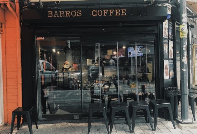 Barros: Kadıköy'ün Ev Yapımı Tatlı Diyarı